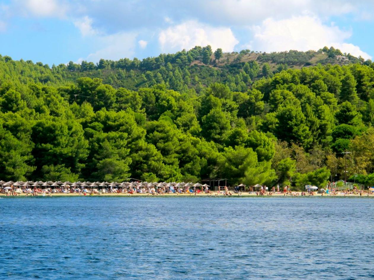 Yasas Agia Eleni beach!