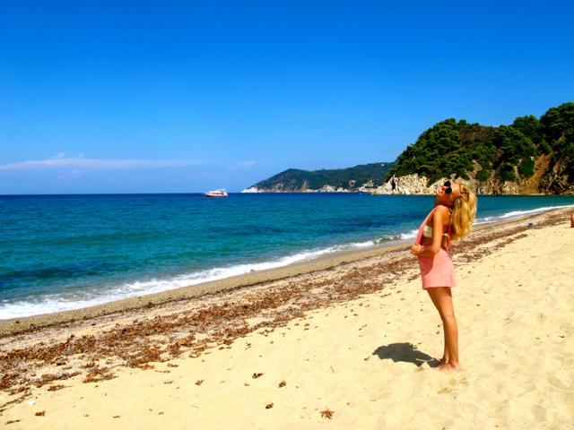 Megalos Asselinos beach