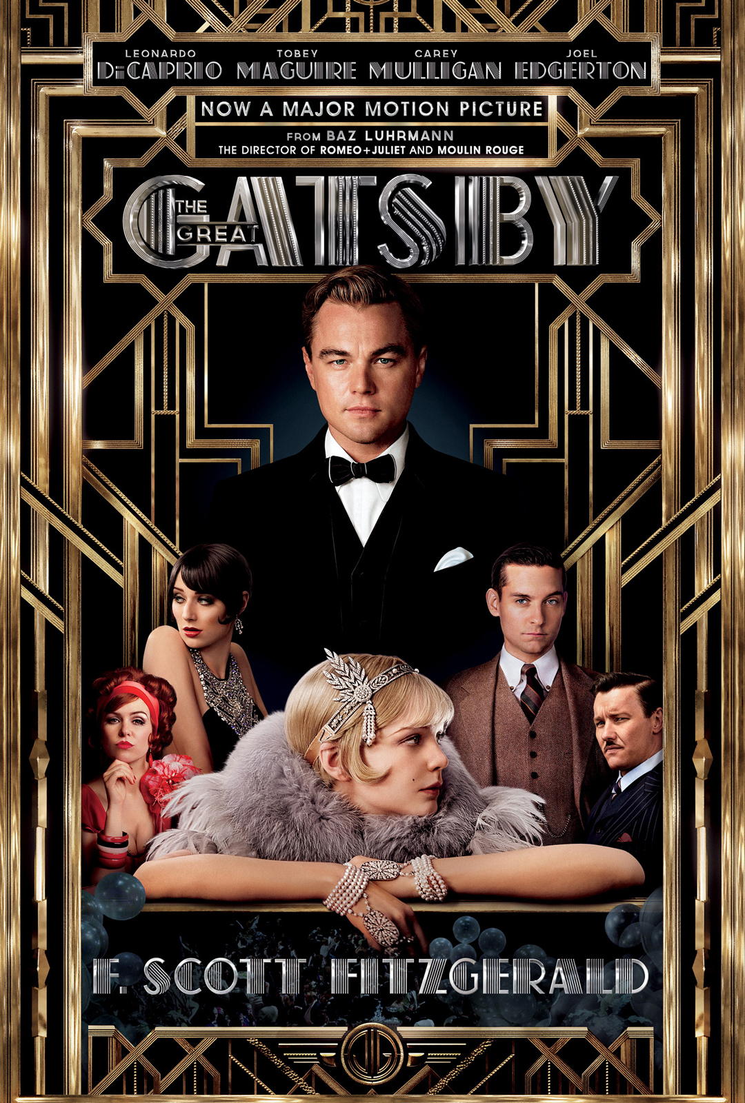 oz great gatsby 2013