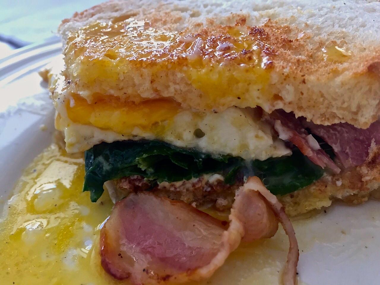 oz yum sandwich