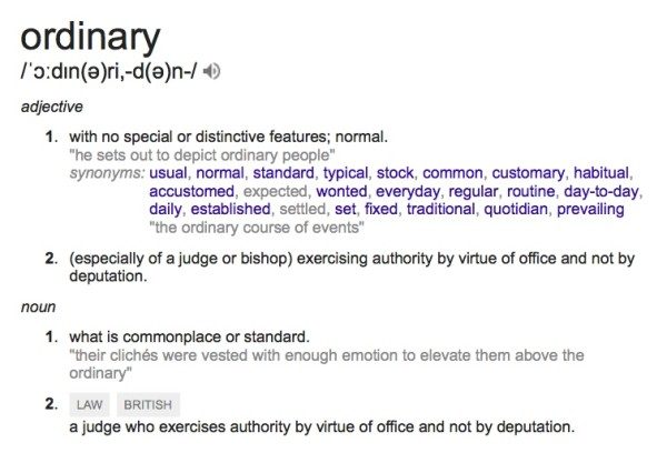 oz-ordinary