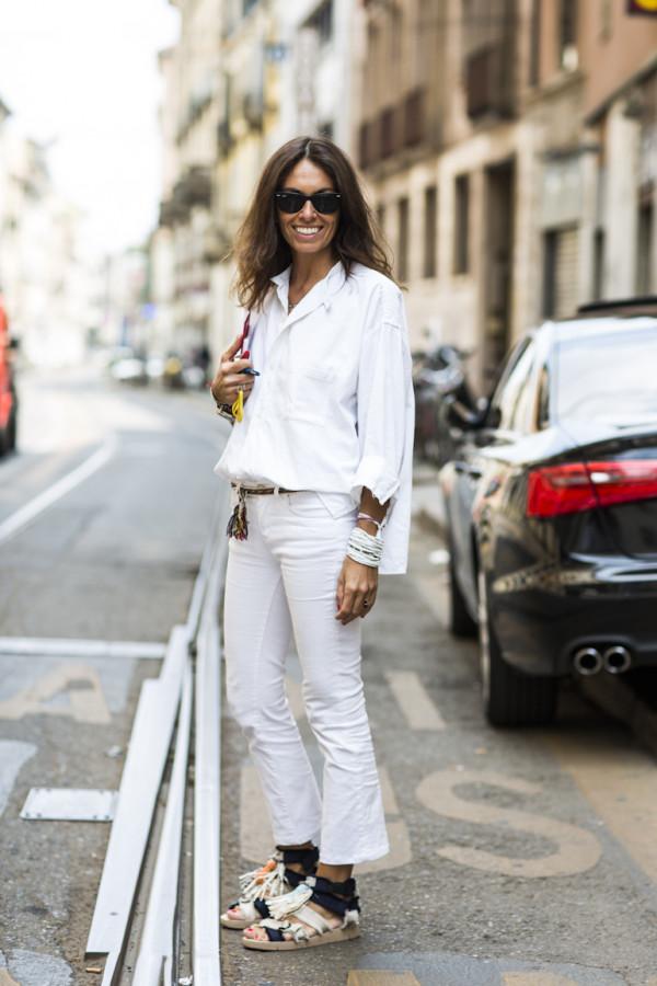 Milano Moda uomo 2014, women